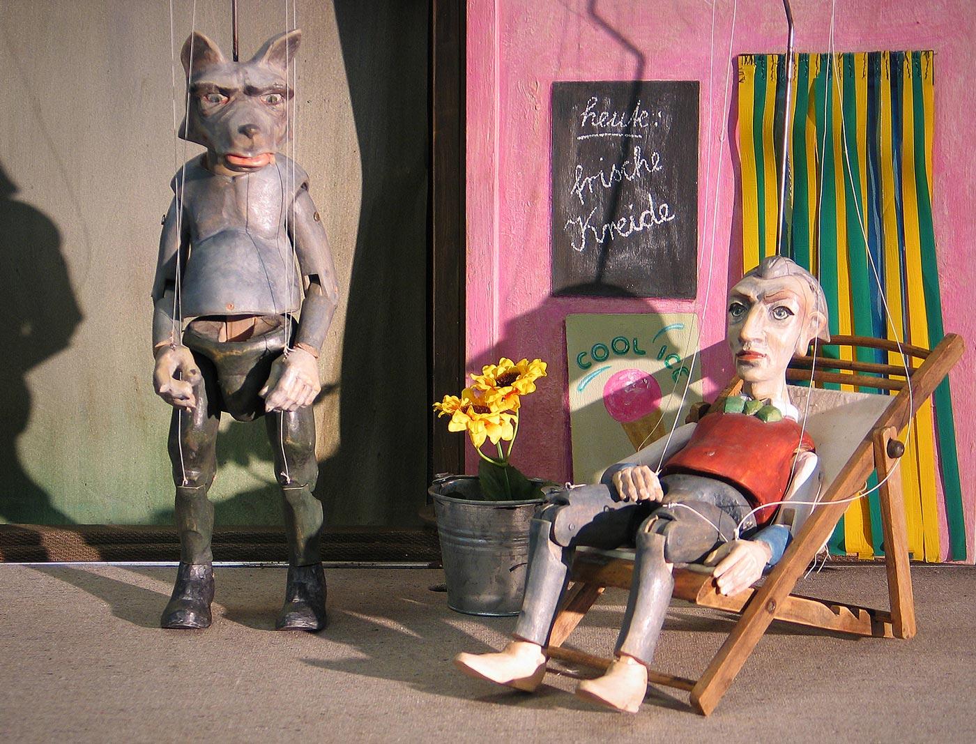 Der Wolf und die sieben Geißlein | Berlin mit Kind