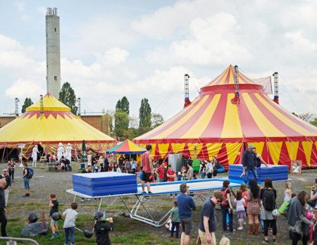 Zirkus Cabuwazi Sommerfest | Berlin mit Kind