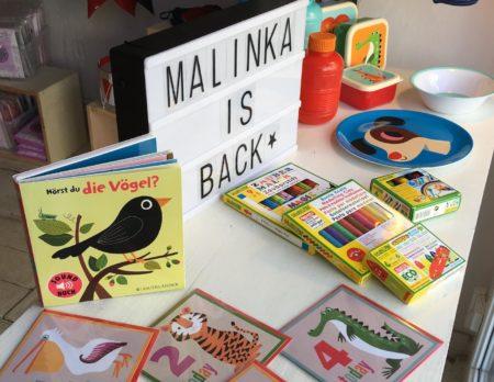 Malinka is back | Berlin mit Kind