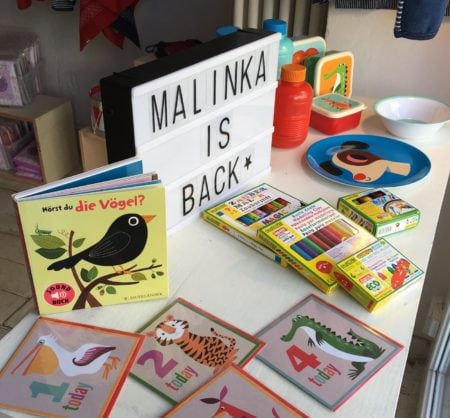 Malinka is back | Berlin mit Kind