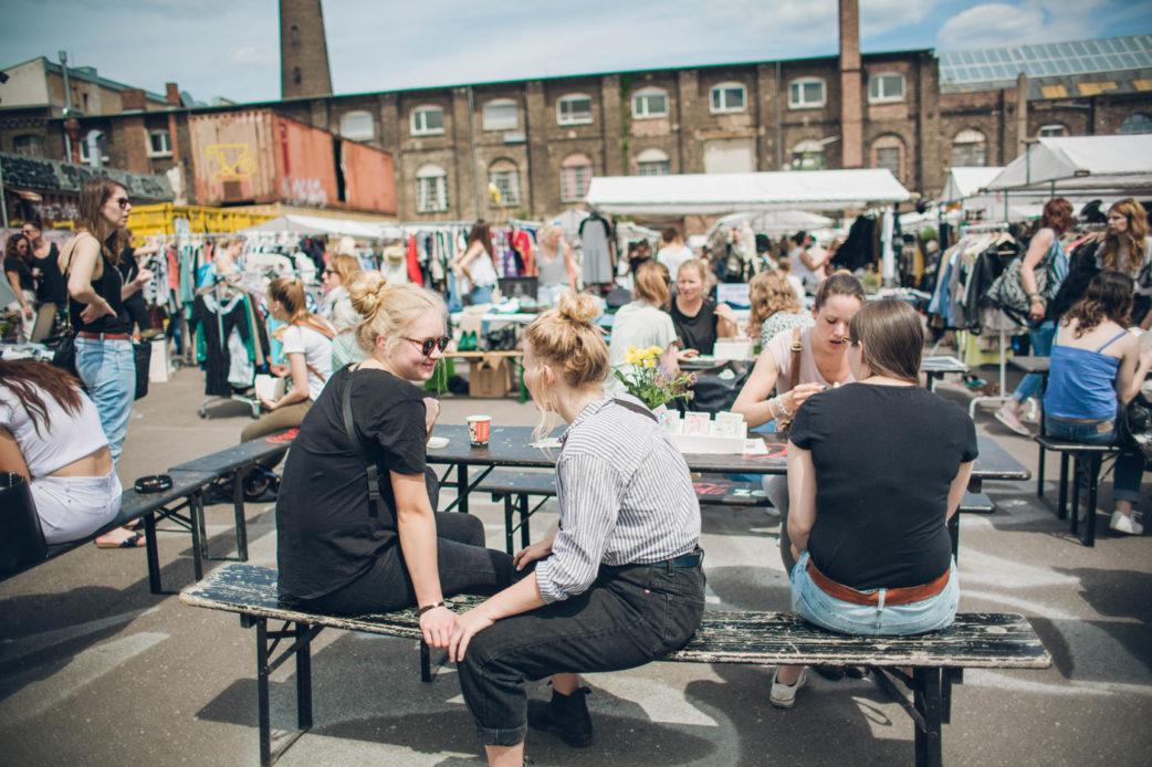 Die schönsten Flohmärkte im juni | Berlin mit Kind