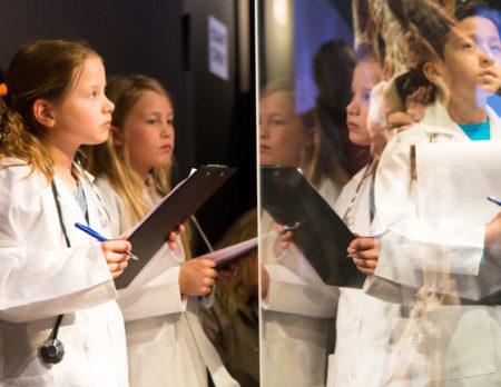 Junior-Akademie im Menschen Museum | Berlin mit Kind
