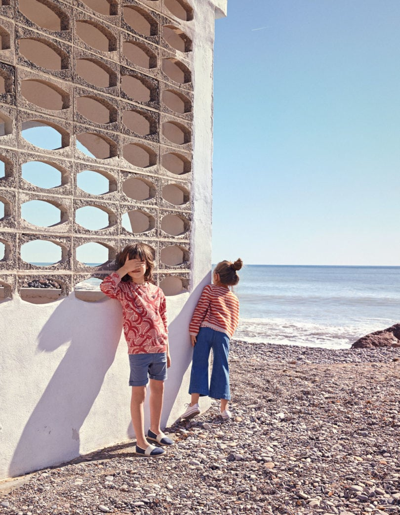 Kindermode Sommer 2018: Lust auf Meer / HIMBEER