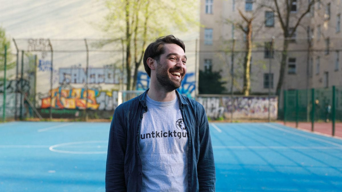 Kicken im Kiez | Berlin mit Kind
