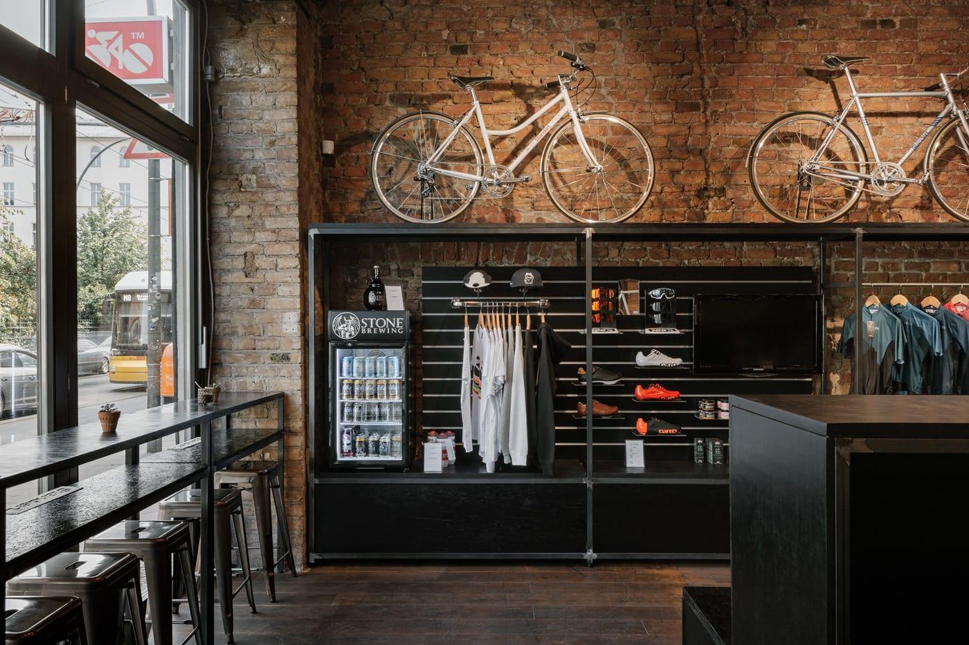 Standert Fahrradladen in Berlin