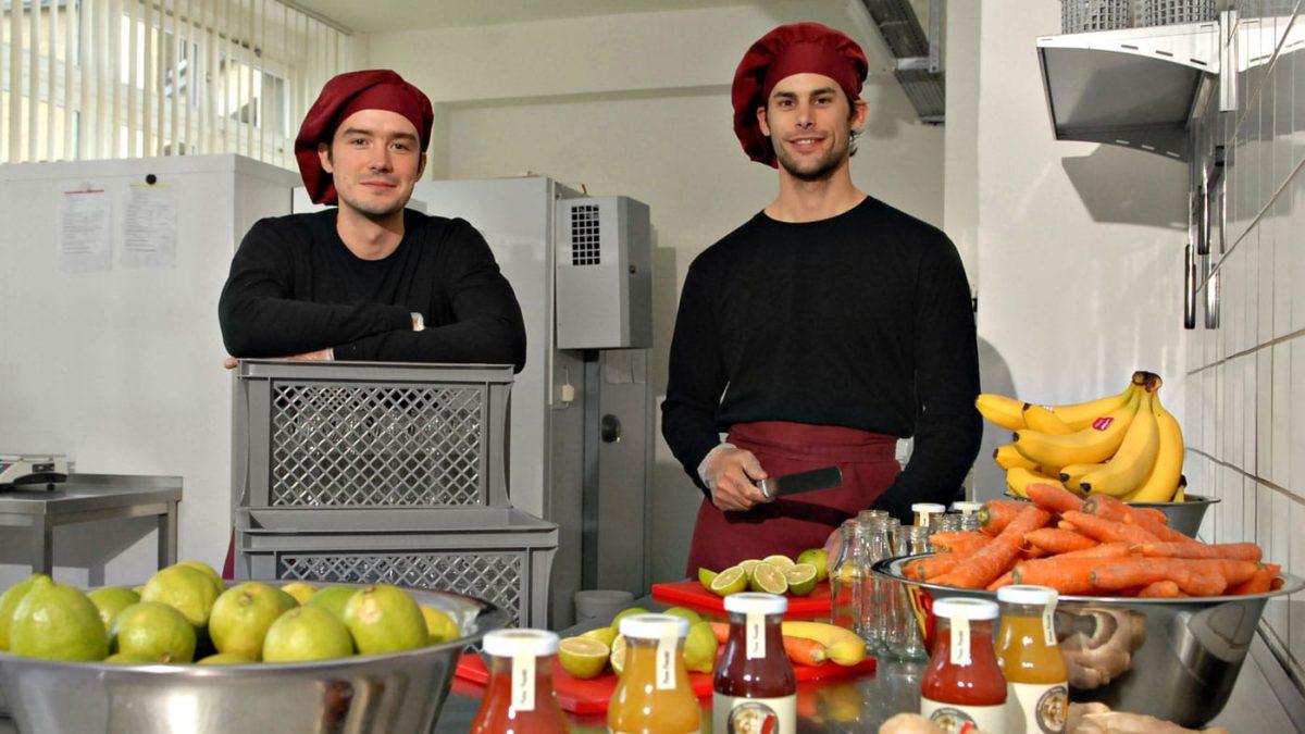 Drei Zimmer Küche Proviant : Gute gründe: paul löhndorf von proviant himbeer