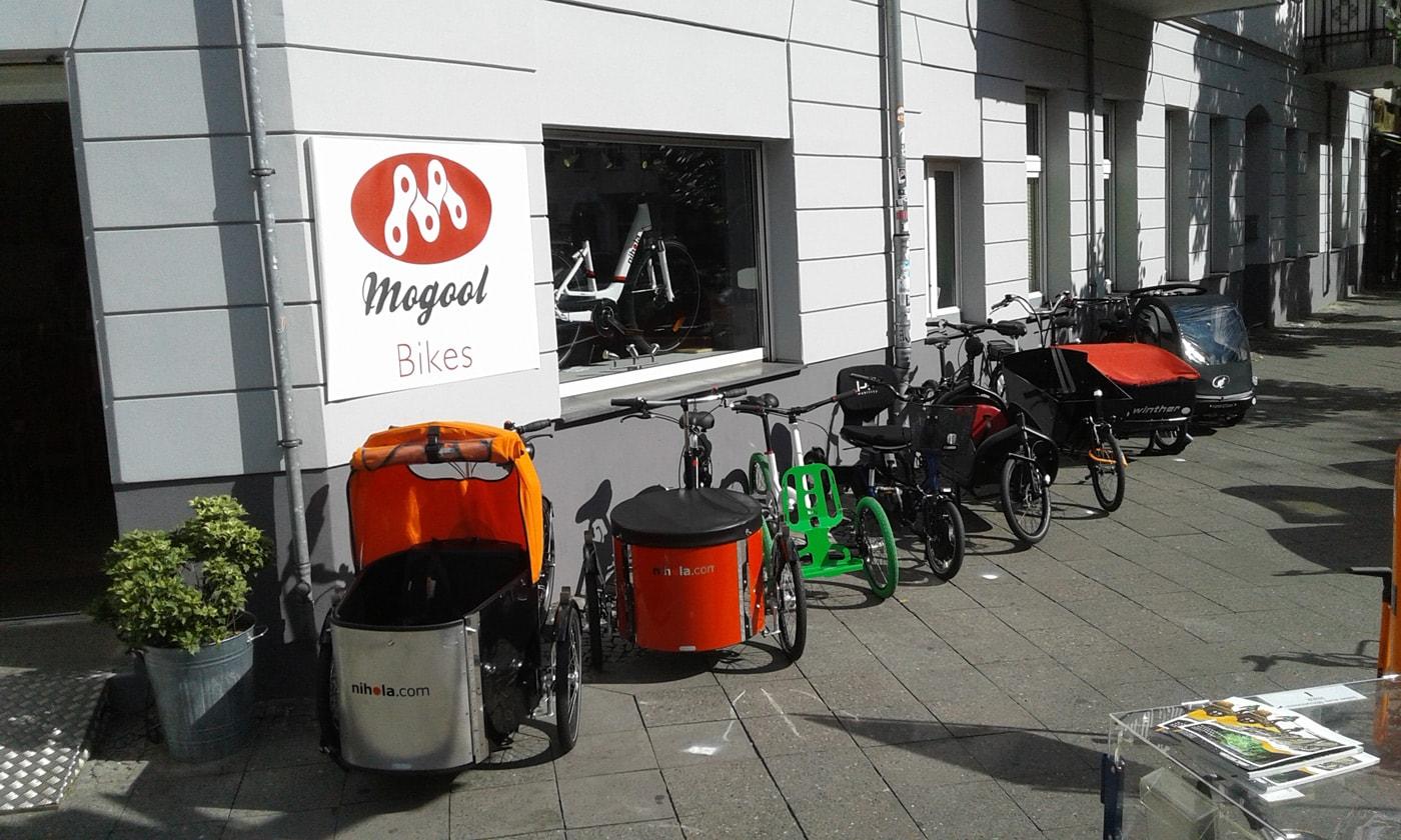 Moguul Fahrradladen in Berlin