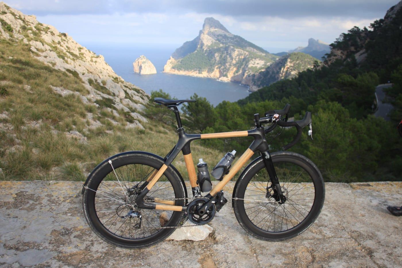 Fahrrad aus Bambus selbst bauen