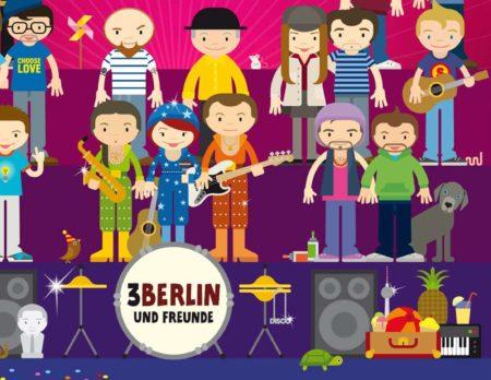 Kindermusik: Nicht von schlechten Eltern 2 von 3Berlin // HIMBEER