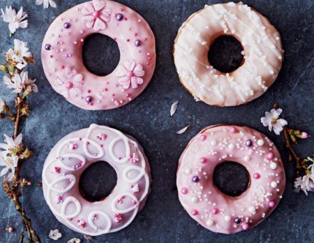 Donuts Rezept Einfach Schön Backen // HIMBEER