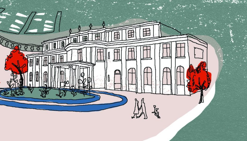 Berlin mit Kind: Familienausflug an den Wannsee: Haus der Wannseekonferenz // HIMBEER