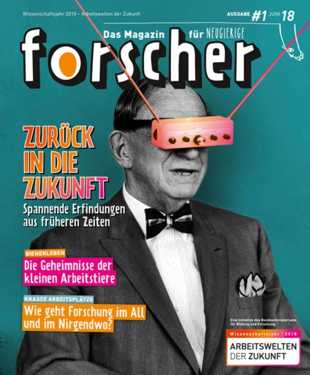 Forscher Magazin
