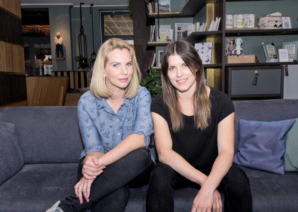Charlotte und Julia von Momunity