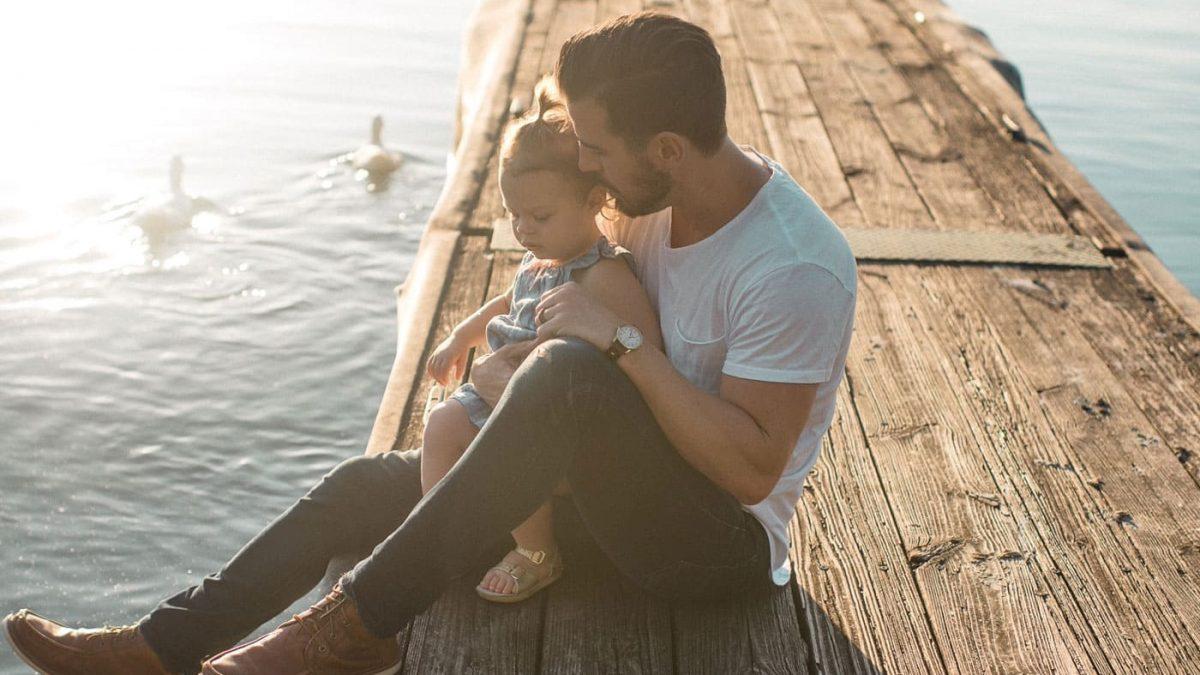 Reisen mit Baby: Am See // HIMBEER