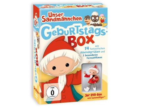 Sandmännchen DVD Box