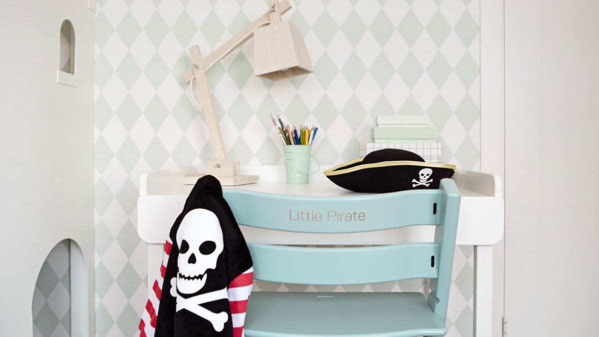 Tripp Trapp® Special im Stokke® Summer House // HIMBEER