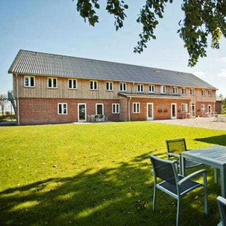 Fantastische Familienhotels für einen unvergesslichen Strandurlaub: Hoftel Föhr // HIMBEER