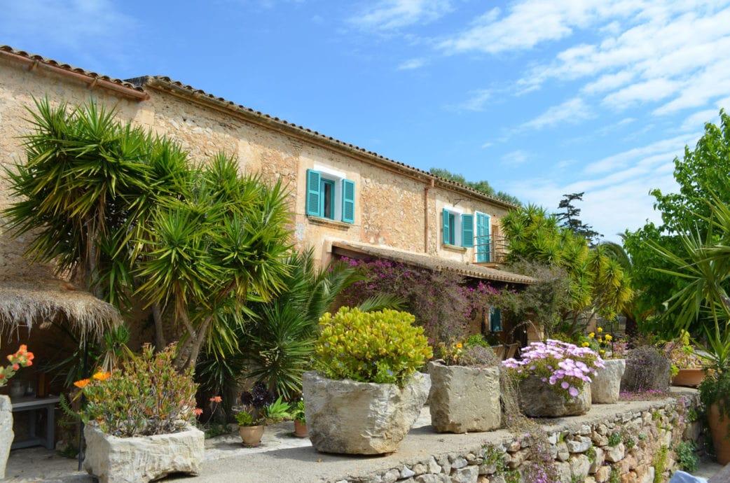 Fantastische Familienhotels für einen unvergesslichen Strandurlaub: Finca Can Duvai // HIMBEER