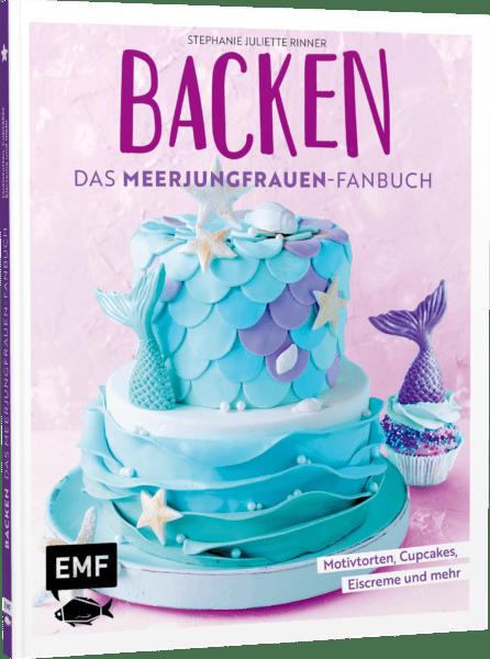 Cover Das Meerjungfrauen Fanbuch // HIMBEER