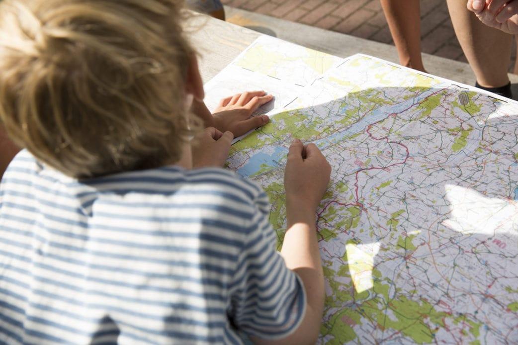 Fahrradtour mit Kindern: Mit dem Rad von Berlin an die Ostsee // HIMBEER