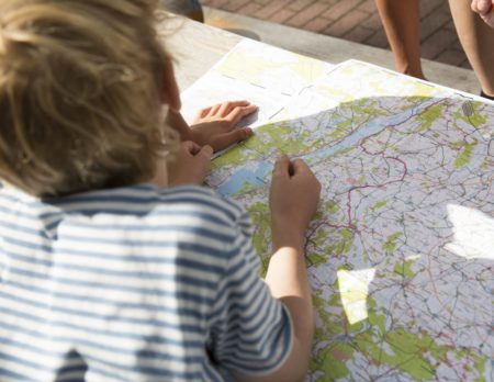 Fahrradtour Berlin-Ostsee mit Kinder // HIMBEER