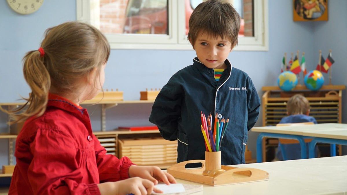 "Filmtipp Dokumentarfilm Schule, Bildung: ""Das Prinzip Montessori"" // HIMBEER"