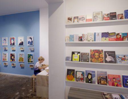 Buchhandlung Krumulus // HIMBEER
