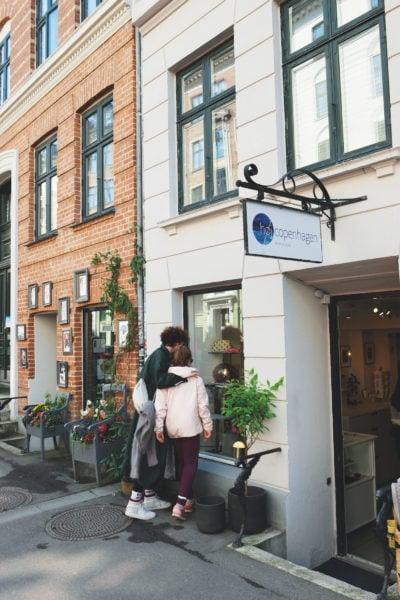 Straße in Kopenhagen // HIMBEER