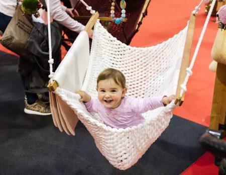 In Berlin mit Kind und Kleinkind auf die BabyWelt Messe // HIMBEER