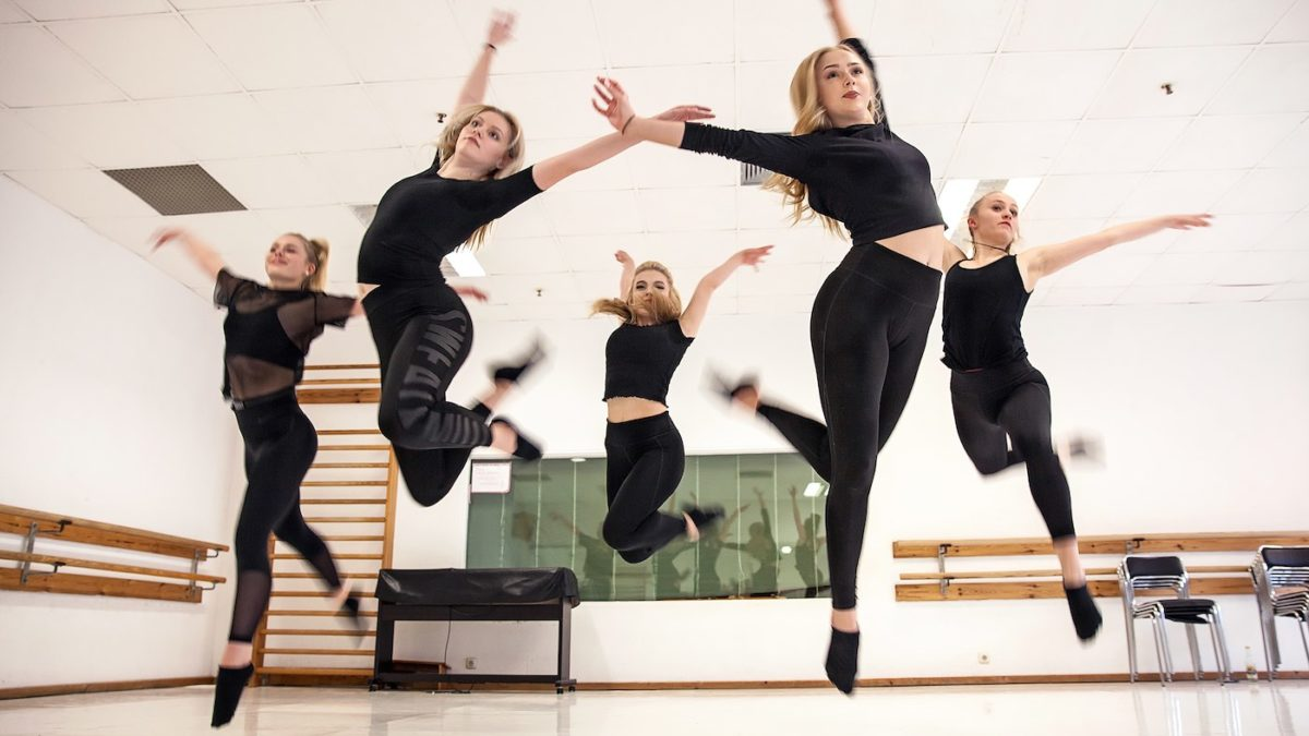 Im Ballett Centrum in Berlin mit Kind Tanzkurse belegen // HIMBEER