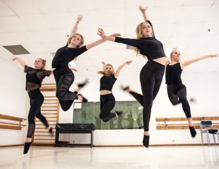 Im Ballett Centrum in Berlin mit Kind Tanzkurse belegen // HIMBEER