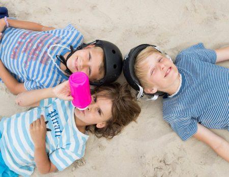 Fahrradtour Berlin-Ostsee mit Kindern // HIMBEER