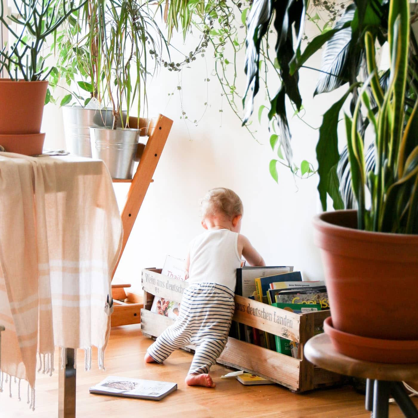 Kinderbuchladen in Berlin: Schöne Bücher schon für Leseanfänger // HIMBEER