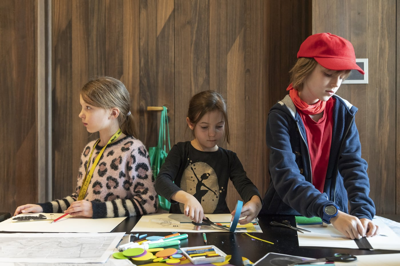 Ferienkurse in Berlin mit Kind Staatliche Museen zu Berlin c Marcus Glahn // HIMBEER