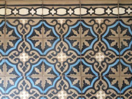 Marokkanische Fließen // HIMBEER