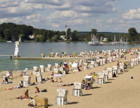 Strandbad Wannsee // HIMBEER