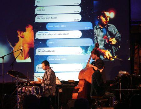 Jazzfest im Haus der Berliner Festspüiele mit Tin Men in Berlin mit Kind // HIMBEER