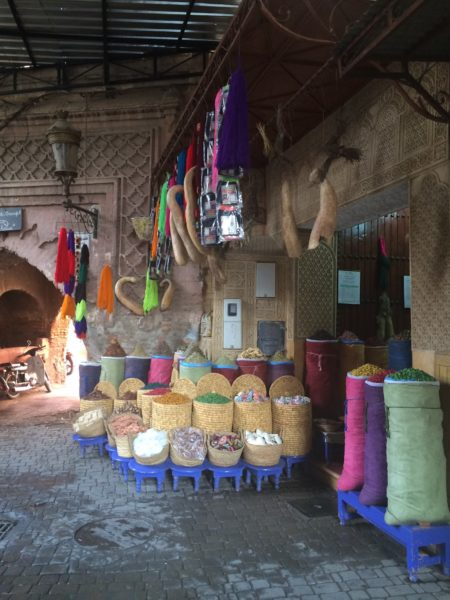 Medina in Marrakech // HIMBEER