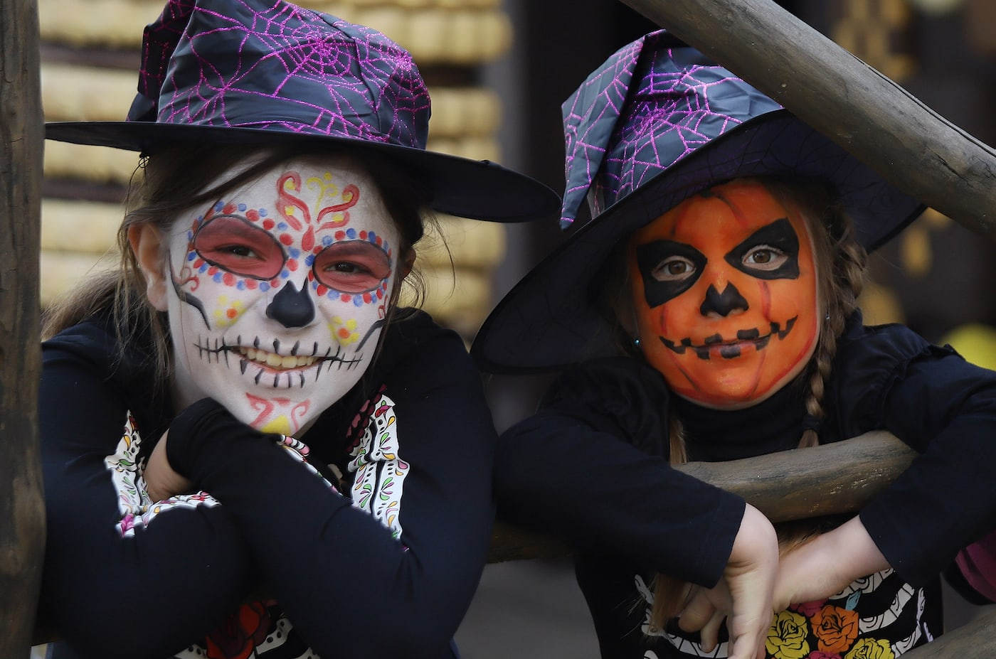 Halloween für Familien mit Kindern im Filmpark Babelsberg // HIMBEER