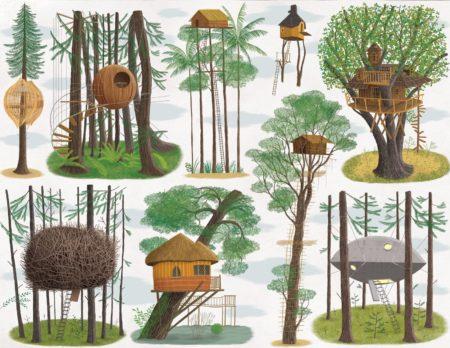 Kinderbuch-Tipps: Kinderbücher zum Thema Wald und Bäume // HIMEER