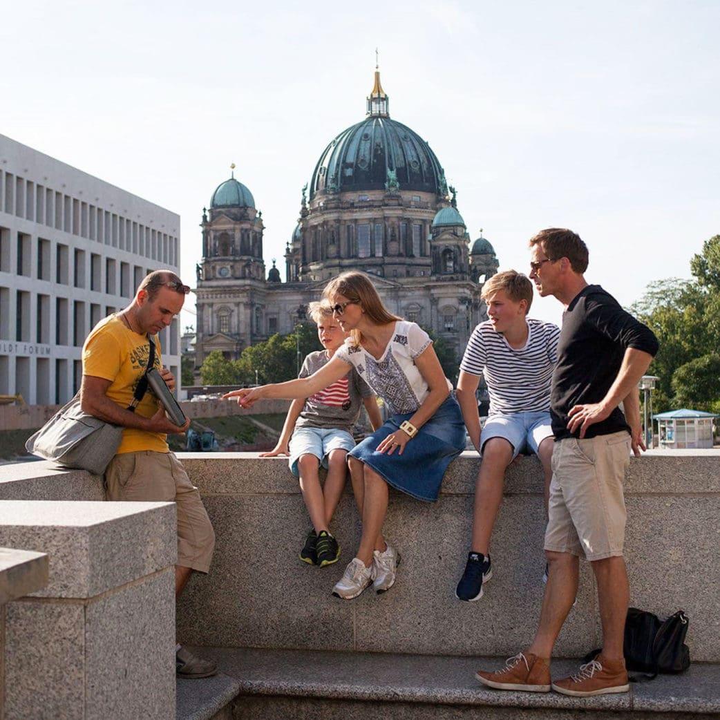 Kinderfreundliche Stadtführungen in Berlin: Kindertouren Berlin // HIMBEER