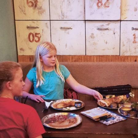 Mit Kindern essen gehen in Berlin: Südindisch Chutnify // HIMBEER