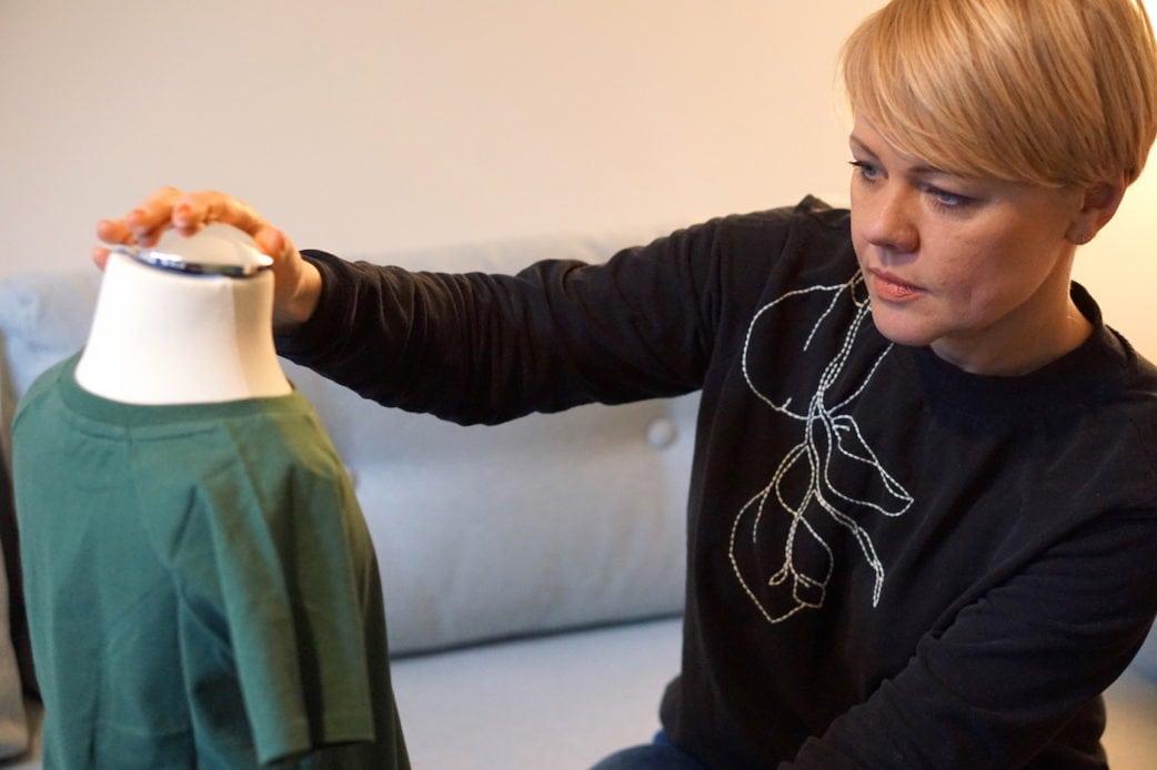 Kindermode Orbasics Gründerin Lilija Bairamova // HIMBEER