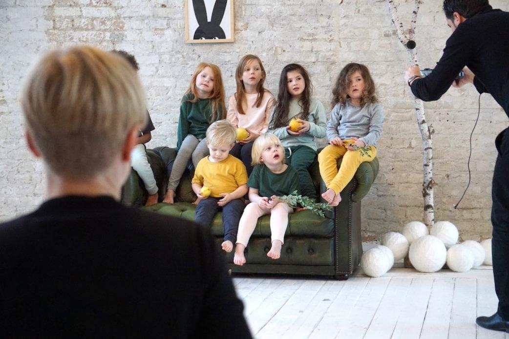 Kindermode von Orbasics, Fotoshooting // HIMBEER