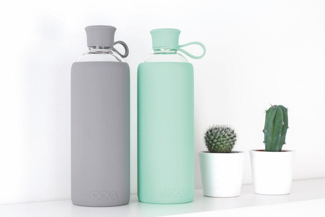 Flaschen von Dolibottle // HIMBEER