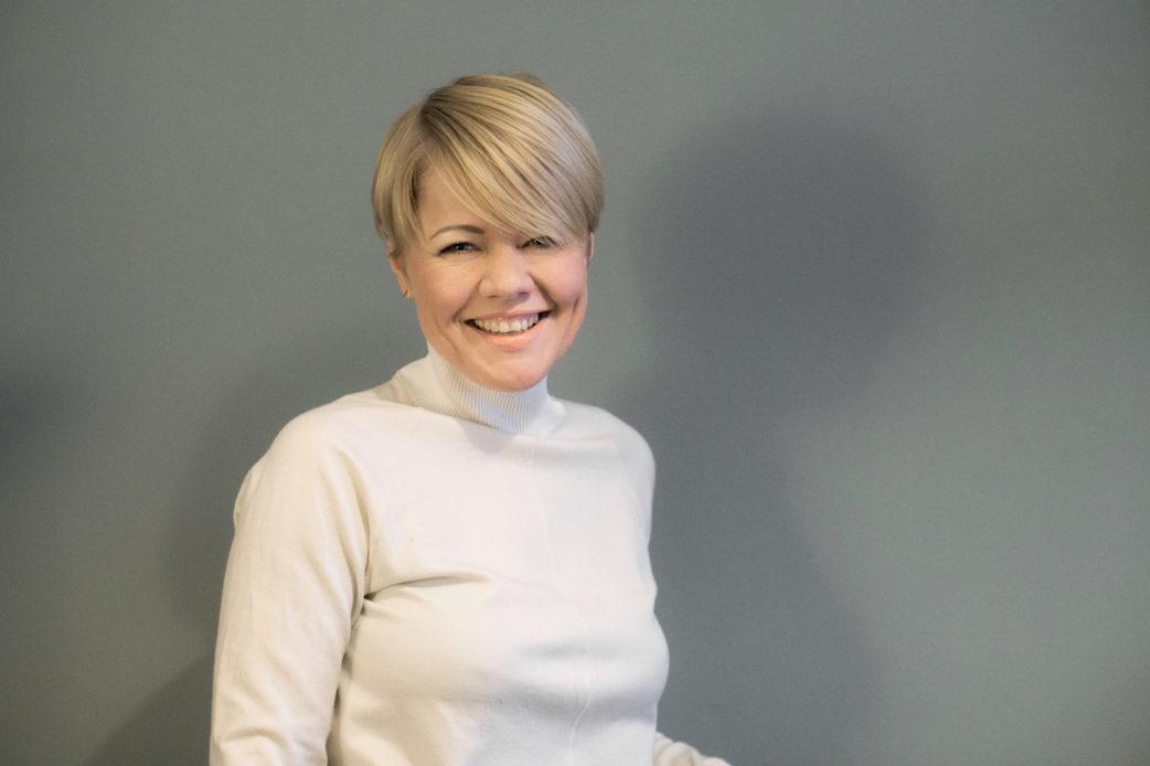 Lilija Bairamova, Gründerin von Orbasics Kindermode // HIMBEER