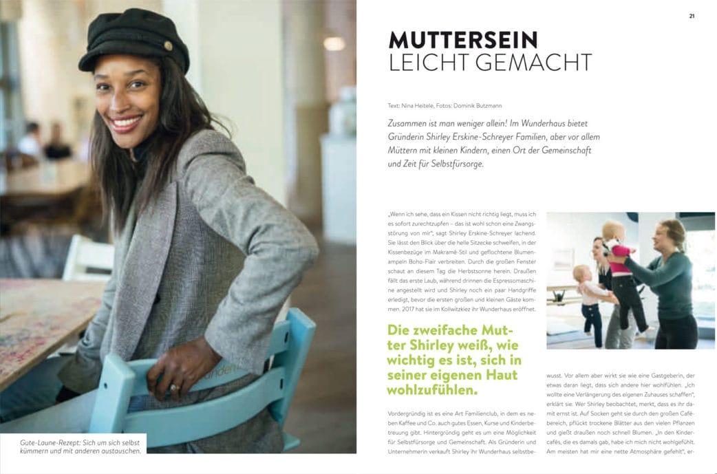 BERLIN MIT KIND 2019 – Der Familien-Freizeit-Guide aus dem HIMBEER Verlag mit den besten Tipps: Berlin mit Babys und Kleinkindern: Wunderhaus // HIMBEER