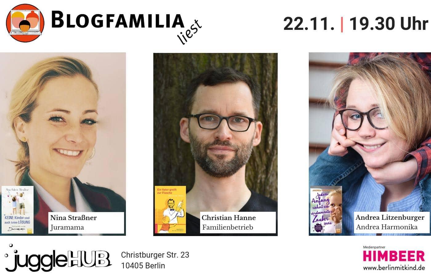 Familienblogger in Berlin // HIMBEER