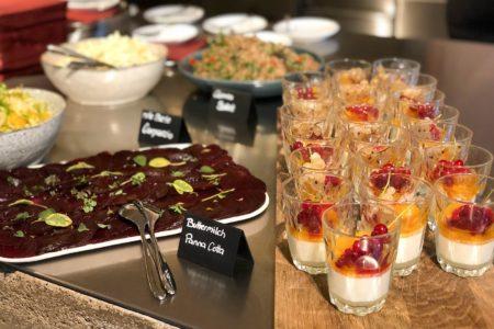Desserts // HIMBEER