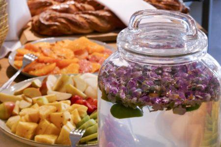 Frühstücksbüffet im Hotel Bären // HIMBEER